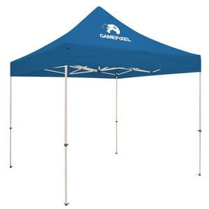 10' Standard Tent Kit (Full-Color Imprint, 1 Location)