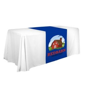 "28"" Standard Table Runner (Full-Color Front Only)"